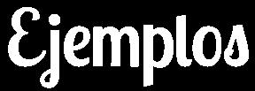 Logo de Ejemplos