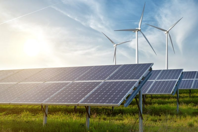 energia calórica y solar