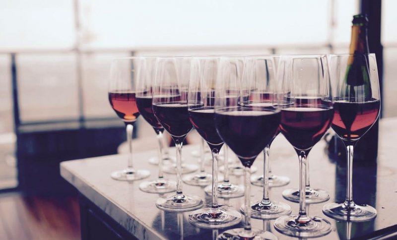 vino - mezcla homogenea