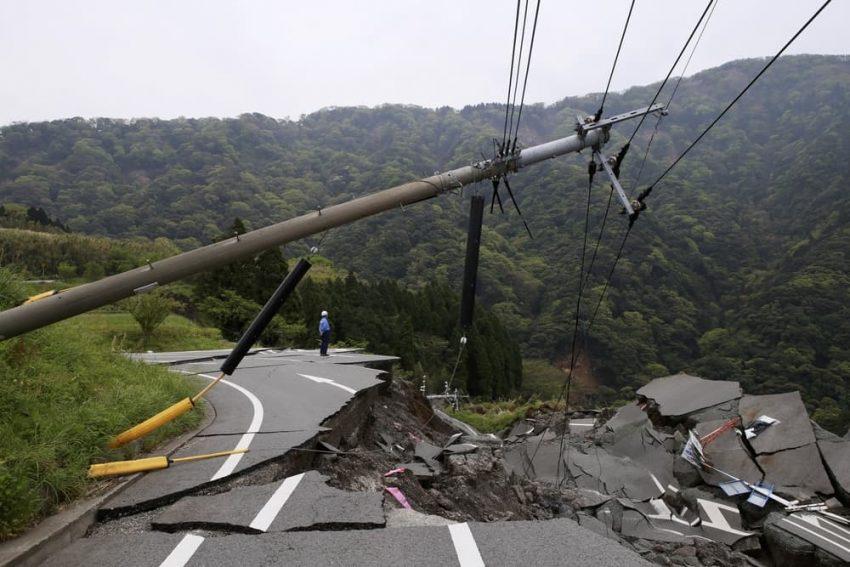 Fenómenos Naturales. Terremotos.