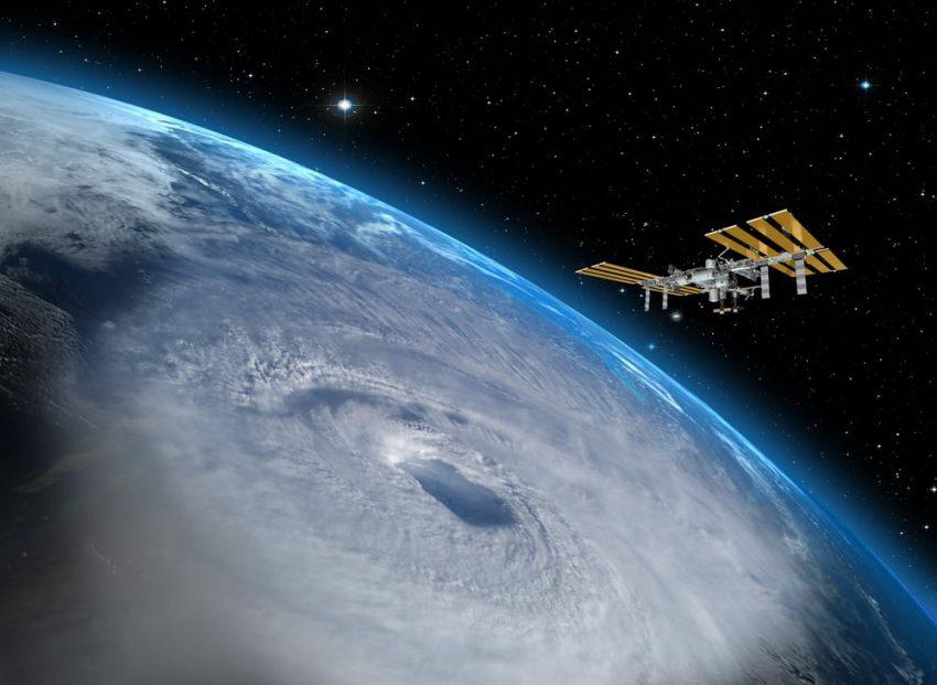 Huracán en la Tierra. Atmósfera.