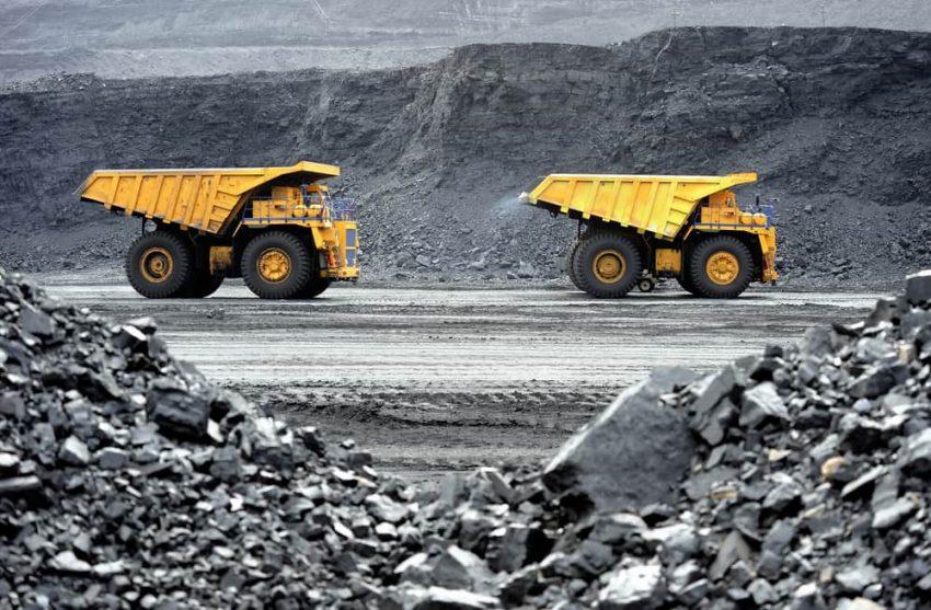 minas de carbon - No renovables