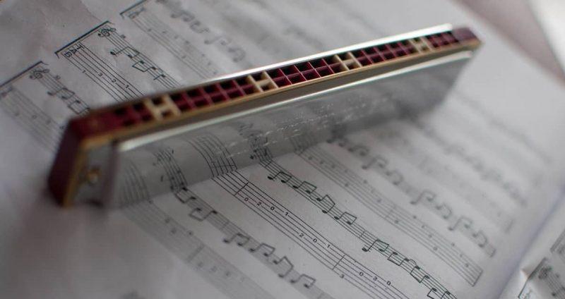 armonica - instrumentos de viento
