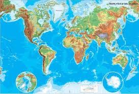 mapas fisicos