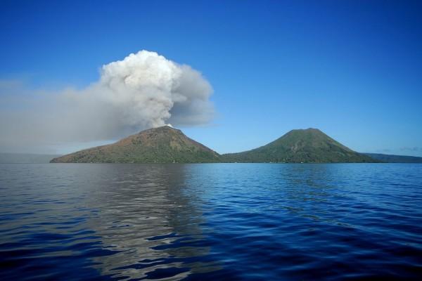Volcán Rabaul