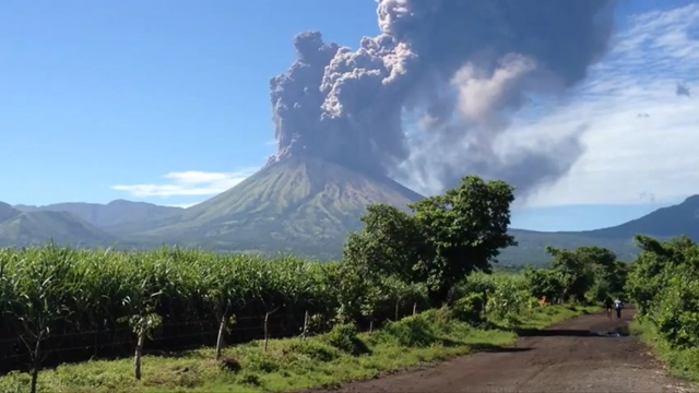 Volcán San cristobal