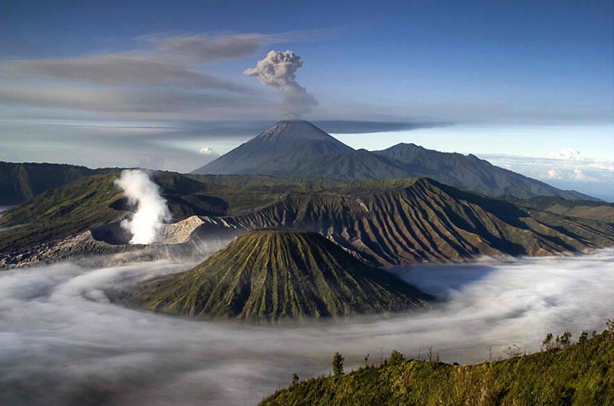 Volcán Semerú