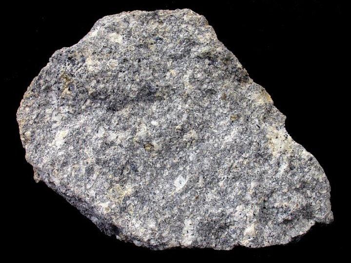 dacita rocas