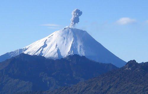 volcan sangay