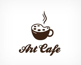 Logo Art Cafe