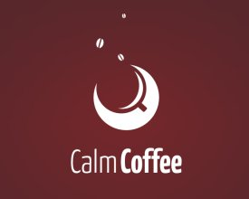 Logo Calm Coffee