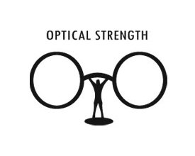 Logo Optical Strength