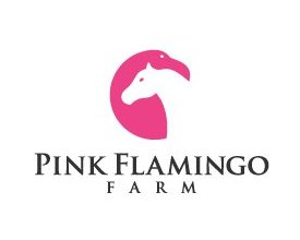 Logo Pink Flamingo Farm