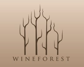 Logo Wineforest