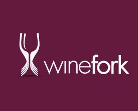 Logo Winefork