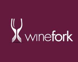 Logo Winefork