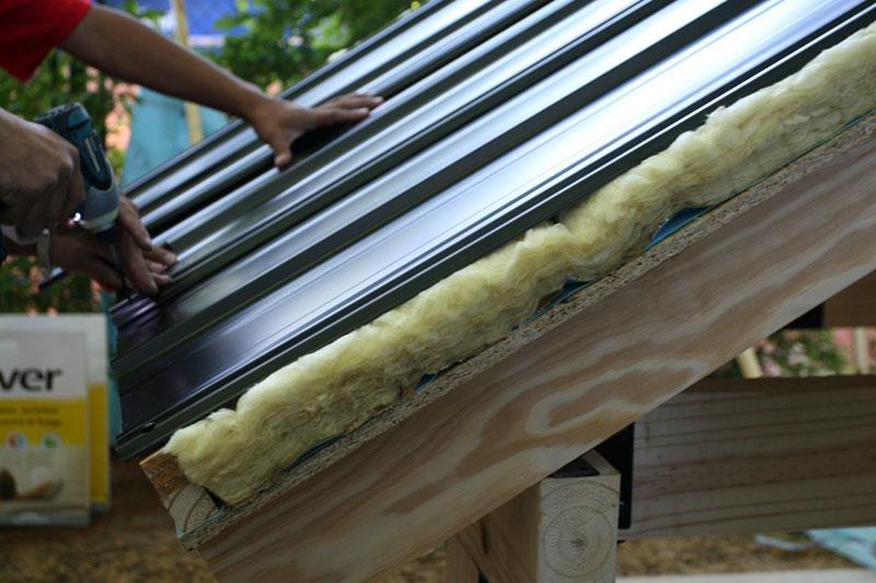 10 ejemplos de aislantes - Madera aislante termico ...