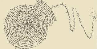 bomba caligrama