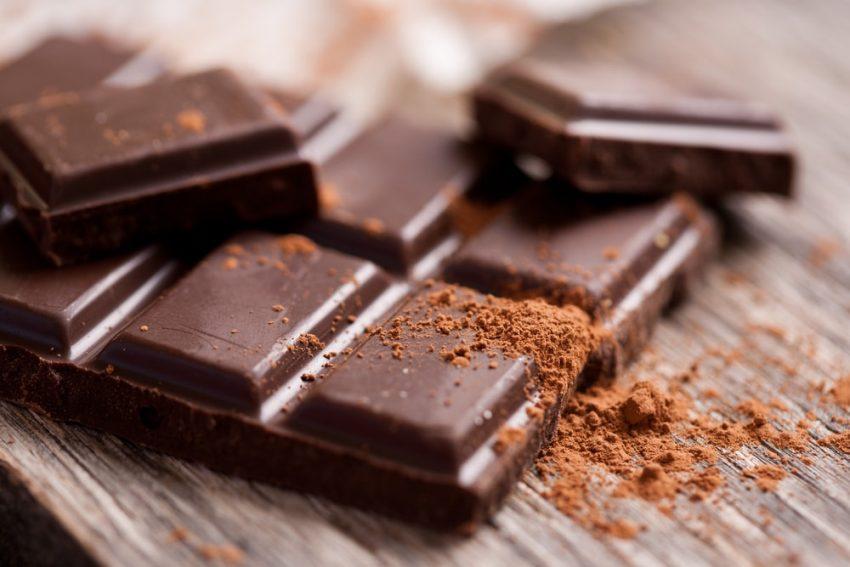 Chocolate y Cacao. Solidificación.