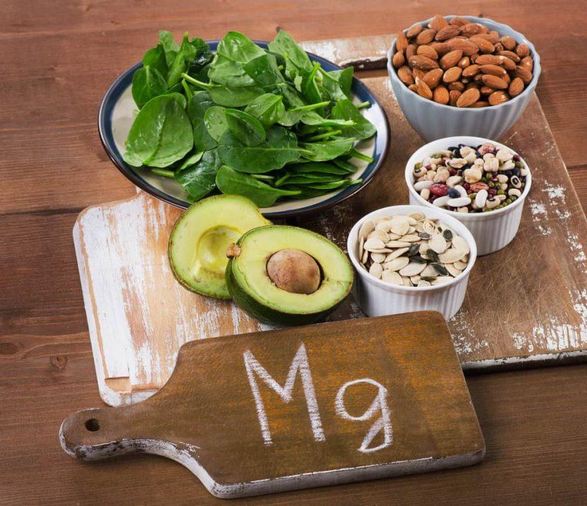 Magnesio. Minerales.