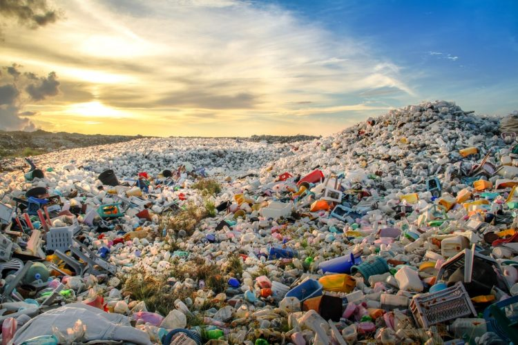 Basuro No Biodegradable