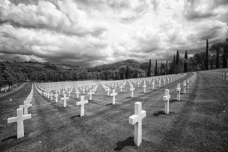 Desastres antrópicos guerras