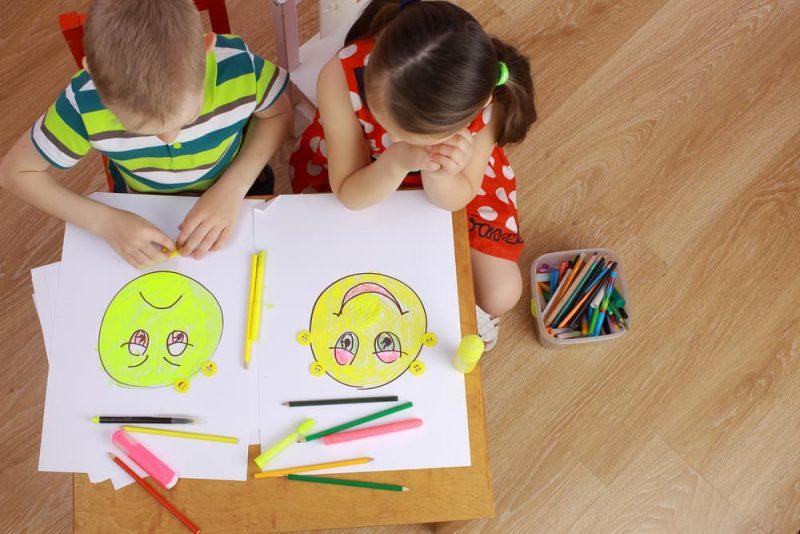 empatia y emociones - niños