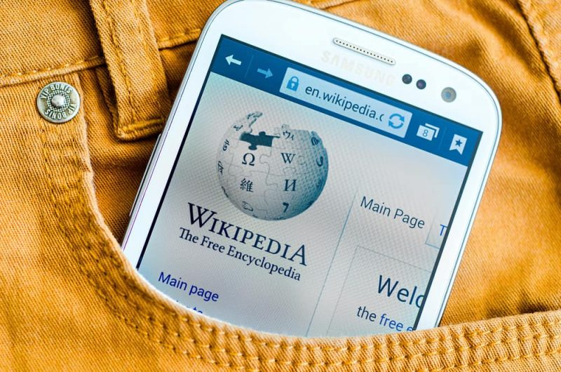enciclopedia de bolsillo - wikipedia