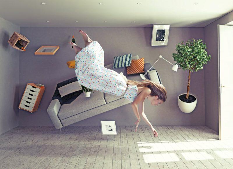 fuerza de gravedad - hogar