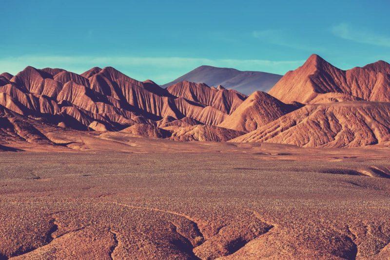 puna argentina - desierto