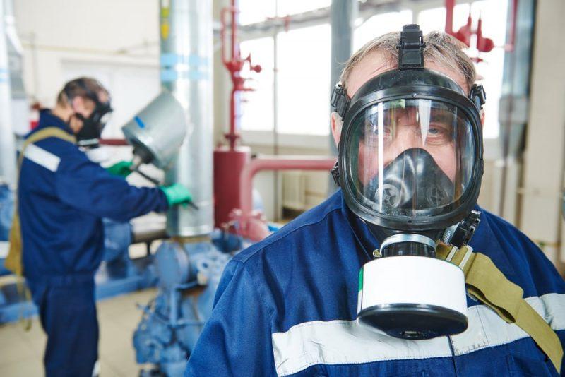sustancias corrosivas - proteccion