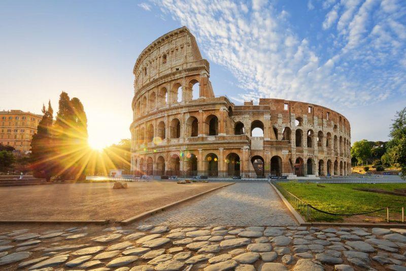 coliseo - patrimonio cultural