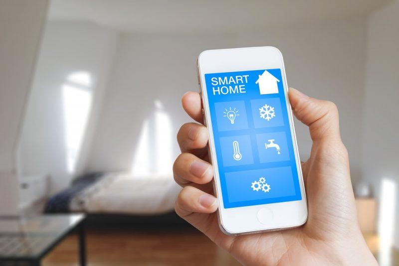 domotica en el hogar inteligente