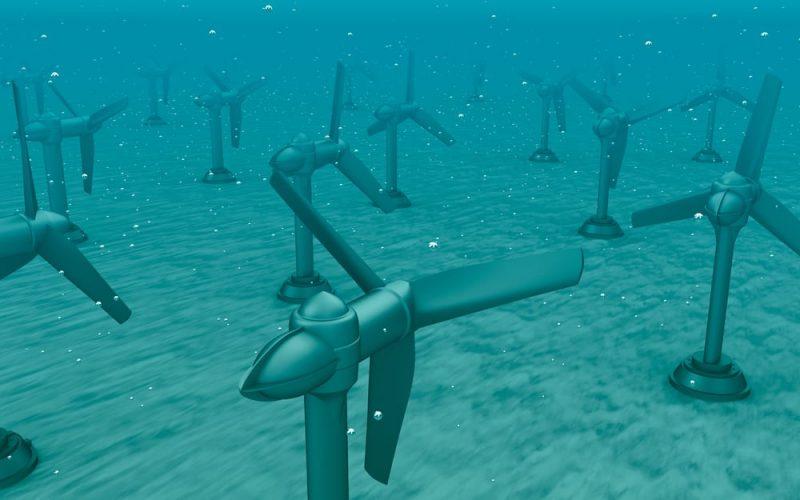 energia mareomotriz - mares