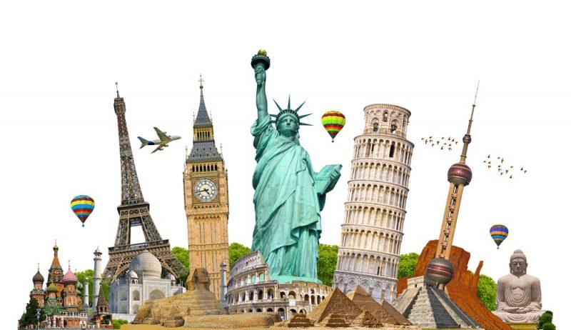 patrimonio cultural - monumentos del mundo