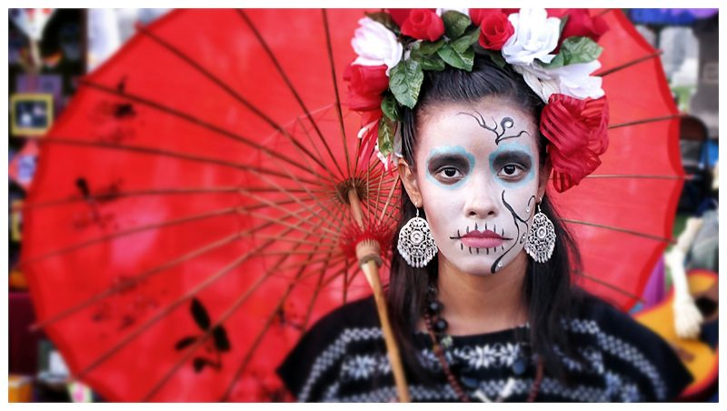 dia de los muertos - tradiciones mexicanas