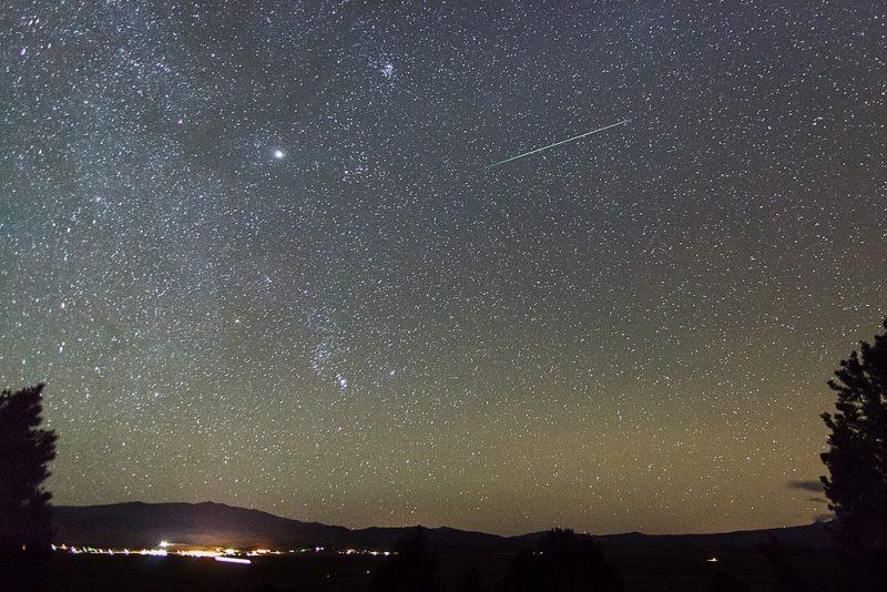 Cometa Halley - ejemplos de cometas