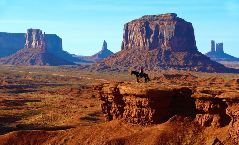 Monument Valley - Valles