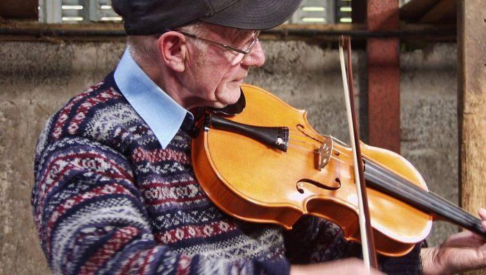 violin - sonido agudo