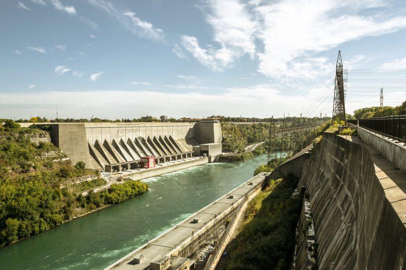niagara - central hidroelectrica