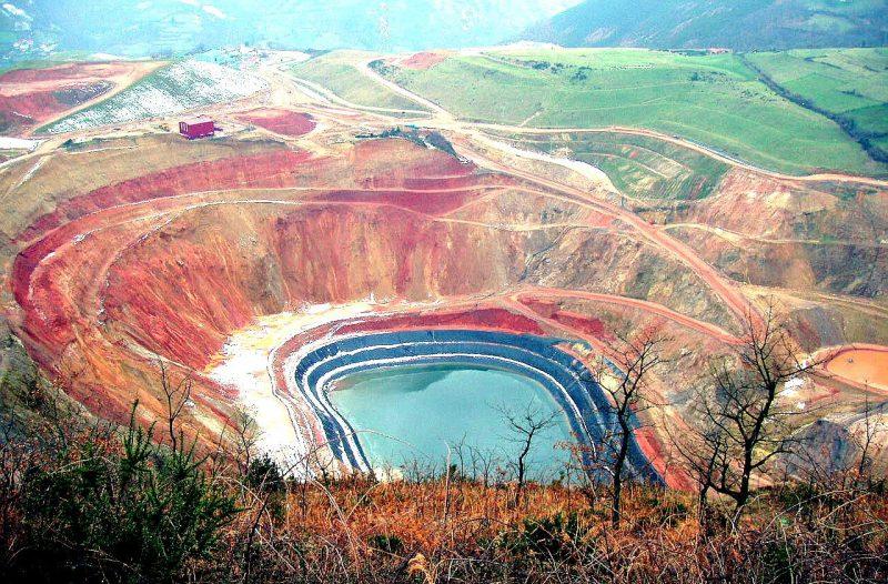 mina de oro españa