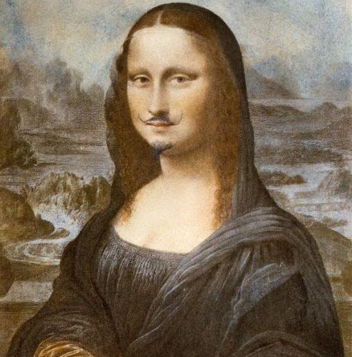 Duchamp - LHOOQ