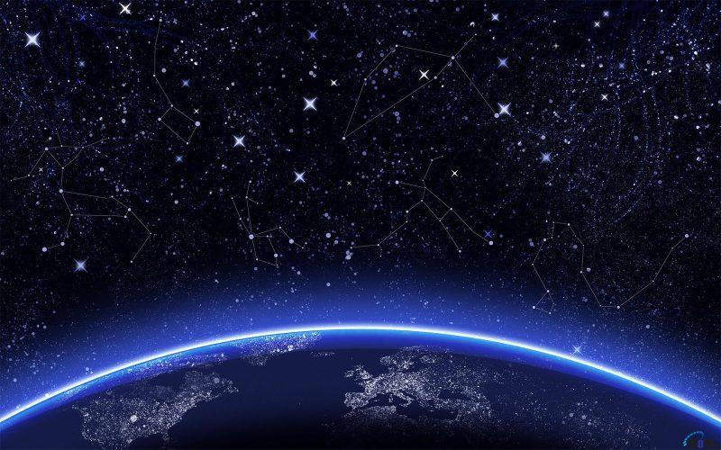 constelaciones - universo