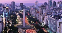 Principales ciudades de Argentina