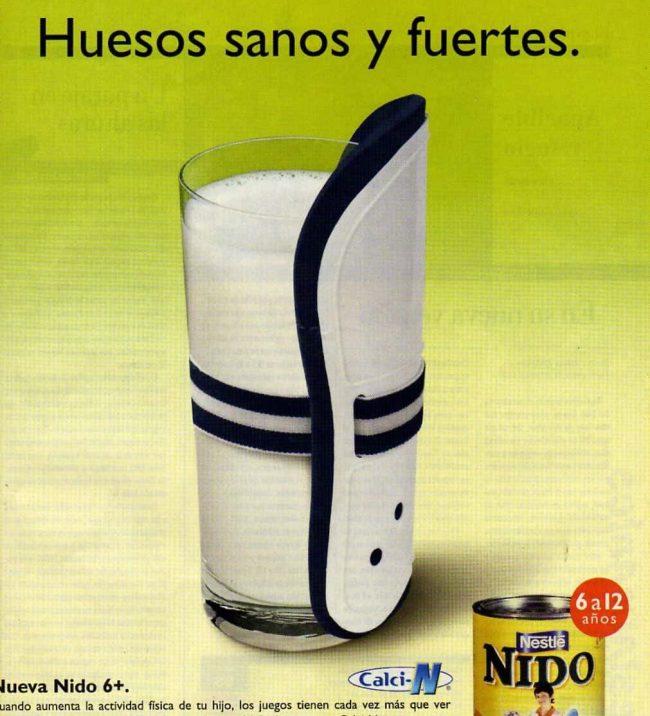 nido - publicidad