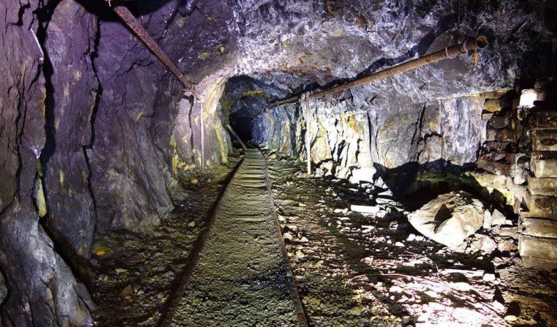 mina de plomo