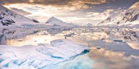 El clima, la flora y la fauna de la Antártida